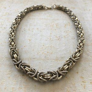 Beautiful Vintage Rope Necklace
